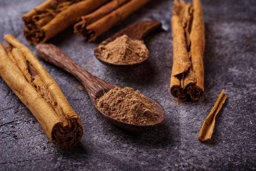 кориця і канаркове насіння для очищення артерій