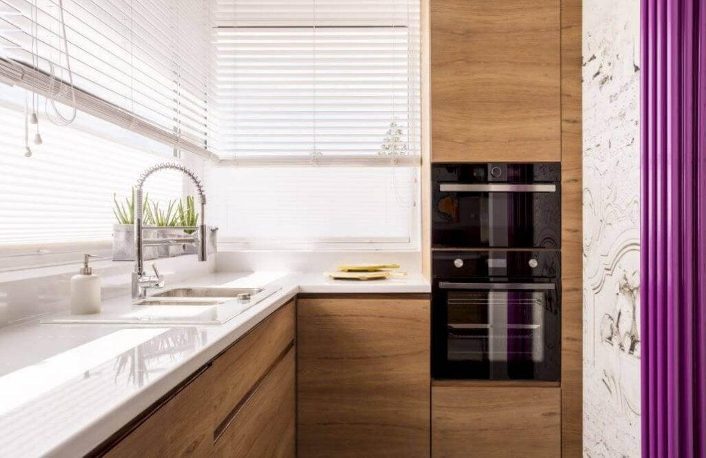 6 способів декорувати кухню невеликого розміру