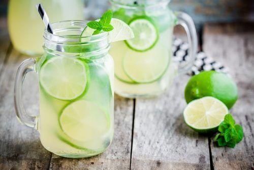 Домашні лимонади: 9 різних видів
