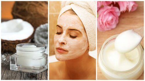 5 натуральних масок для очищення шкіри обличчя