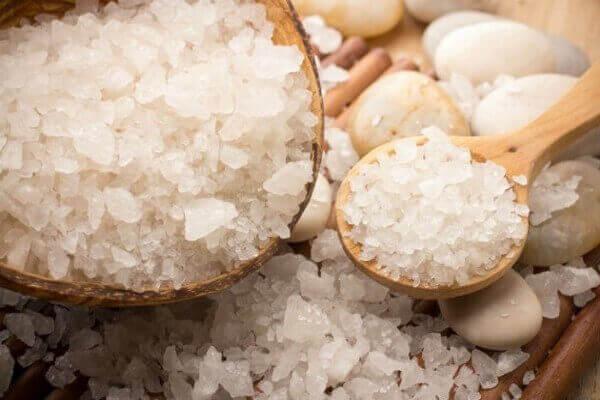 морська сіль для боротьби з неприємними запахами