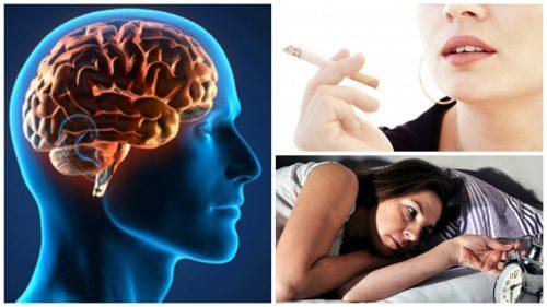 Вас непокоїть здоров'я мозку? 6 поганих звичок, які можуть на нього вплинути