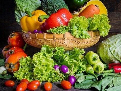 овочі для запобігання артрозу