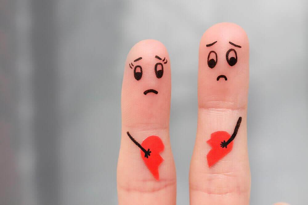 правильно пережити емоційний розрив з коханою людиною