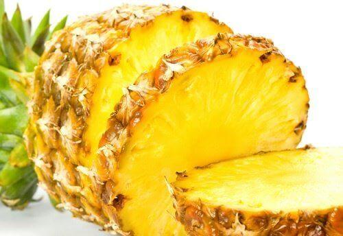 як приготувати ананас, щоб позбутися закрепів