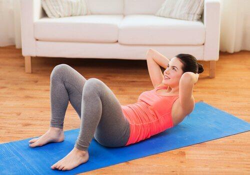 міфи про вправи для ідеального пресу