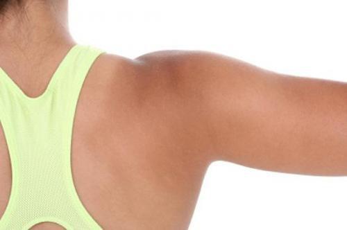 вправи для плечей