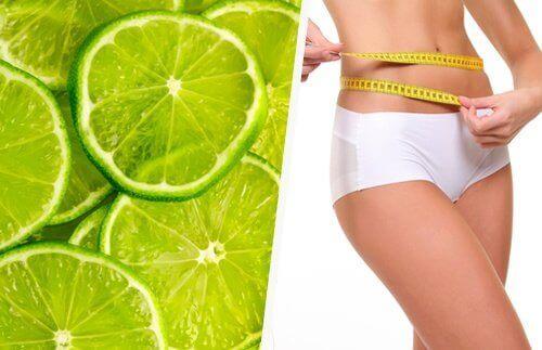 вживати лимони для боротьби з вагою