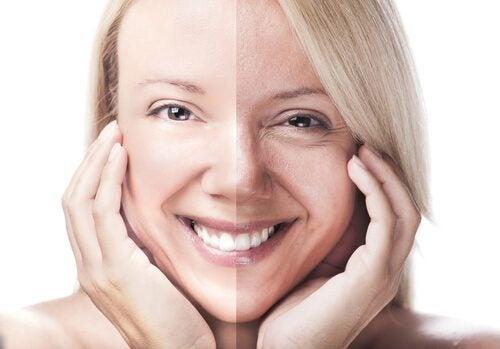 лужна дієта захищає від ознак старіння