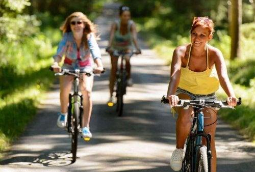 вправи для запобігання артрозу