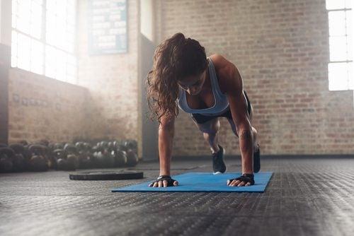 ефективні вправи та корисні напої після тренування