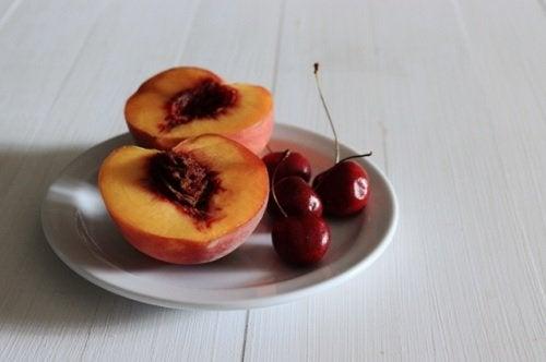 смузі для профілактики артриту з вишнею
