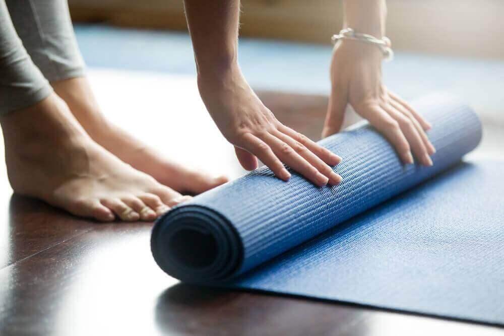 йога від надмірної нервозності