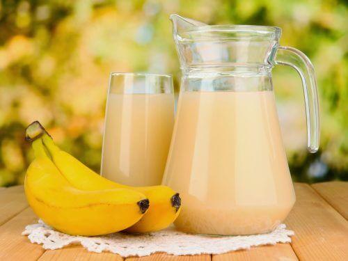 використання бананових шкірок проти закрепів