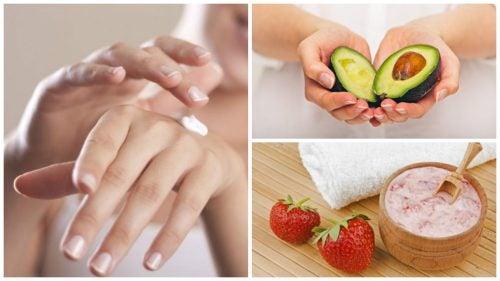 Домашні засоби для профілактики зморщок на руках