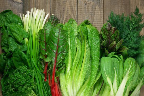 зелені овочі для лікування бородавок