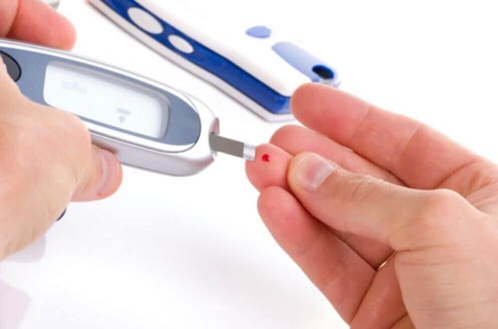 високий рівень цукру в крові
