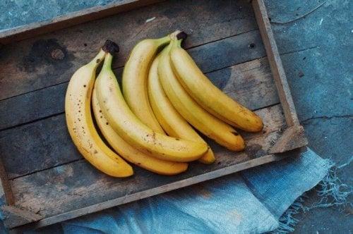 Бананові маски для красивої шкіри та волосся