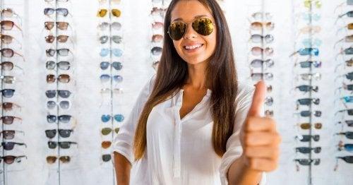 як підібрати окуляри правильно