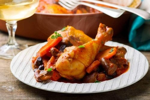Як приготувати бабусине смачне куряче рагу
