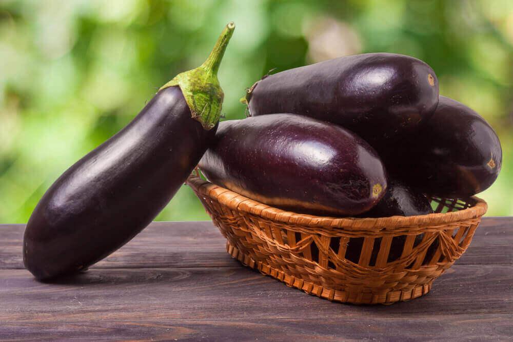 Екстракт баклажана для зменшення рівня холестерину
