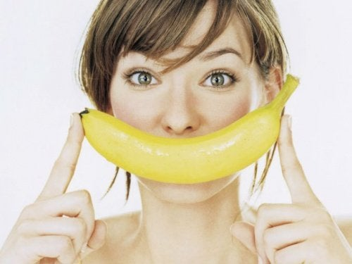 бананові маски для сухої шкіри