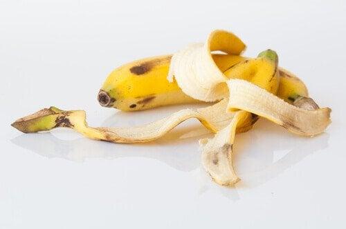 бананові шкірки