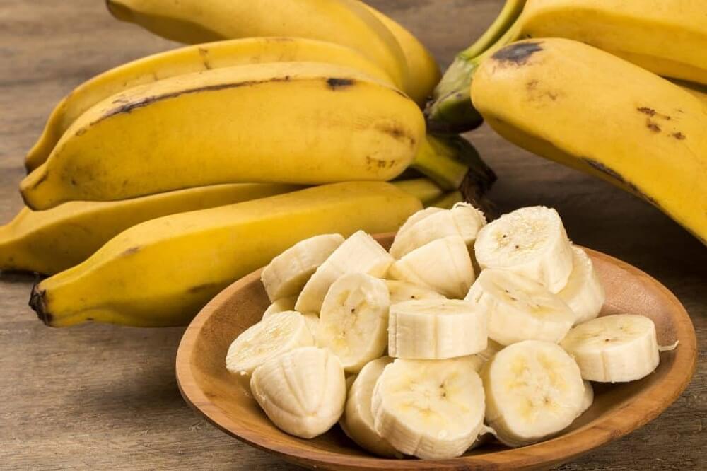 банани при виразці шлунка