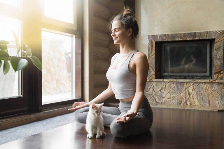 Дізнайтеся чому йога корисна для здоров'я?