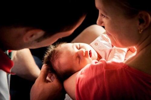Подружнє життя після народження дитини
