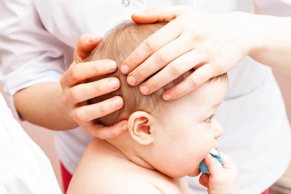 Що робити, якщо дитина вдарилася головою?