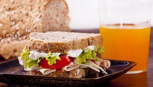корисний сніданок для схуднення