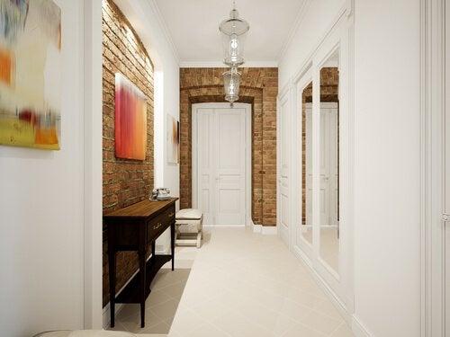Поради для декорування коридорів