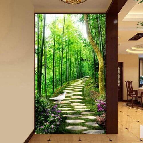 цікаві ідеї для декорування коридорів