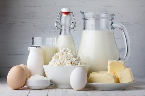 молочне харчування для профілактики остеопорозу
