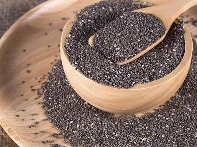 насіння чіа для втрати ваги