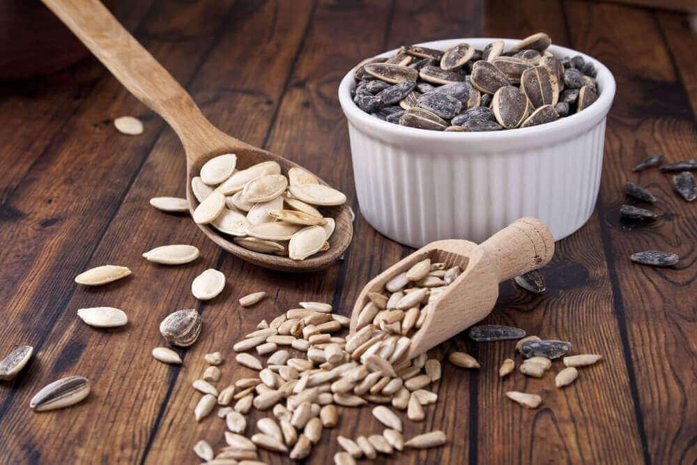 5 корисних видів насіння для втрати ваги