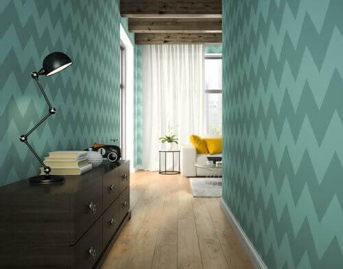 ідеї для декорування коридорів