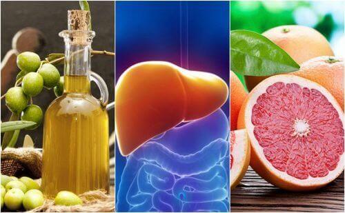 Які продукти вживати для покращення роботи печінки?