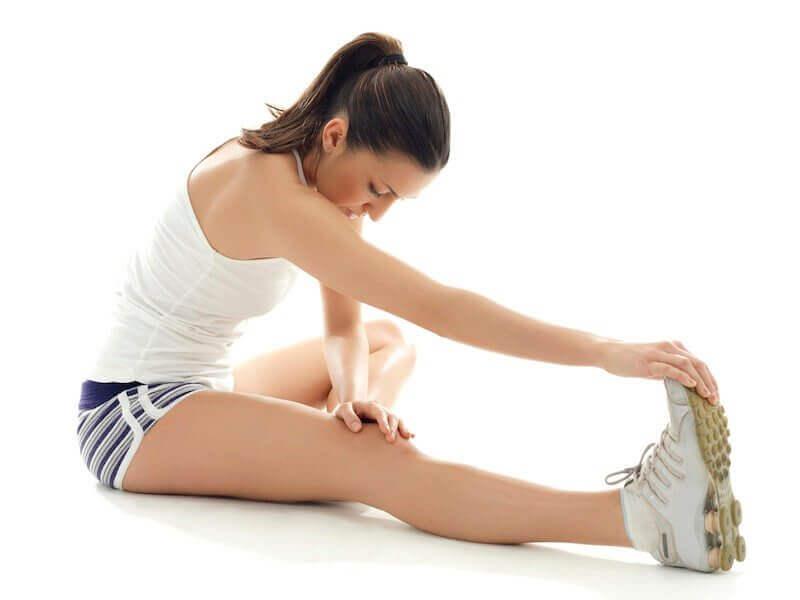 корисні звички на порожній шлунок: розтяжка