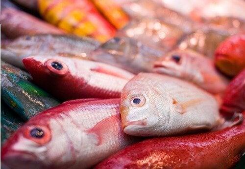 вживання риби з високим вмістом ртуті