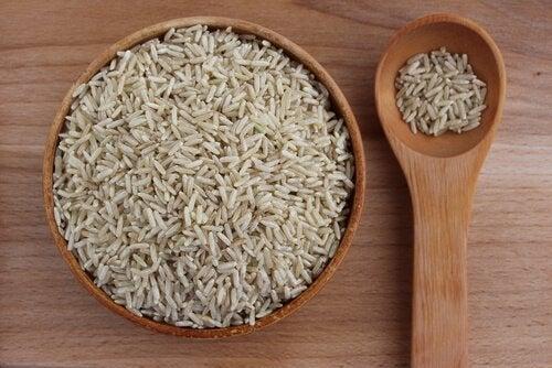 рисова крупа та безглютенові дієти