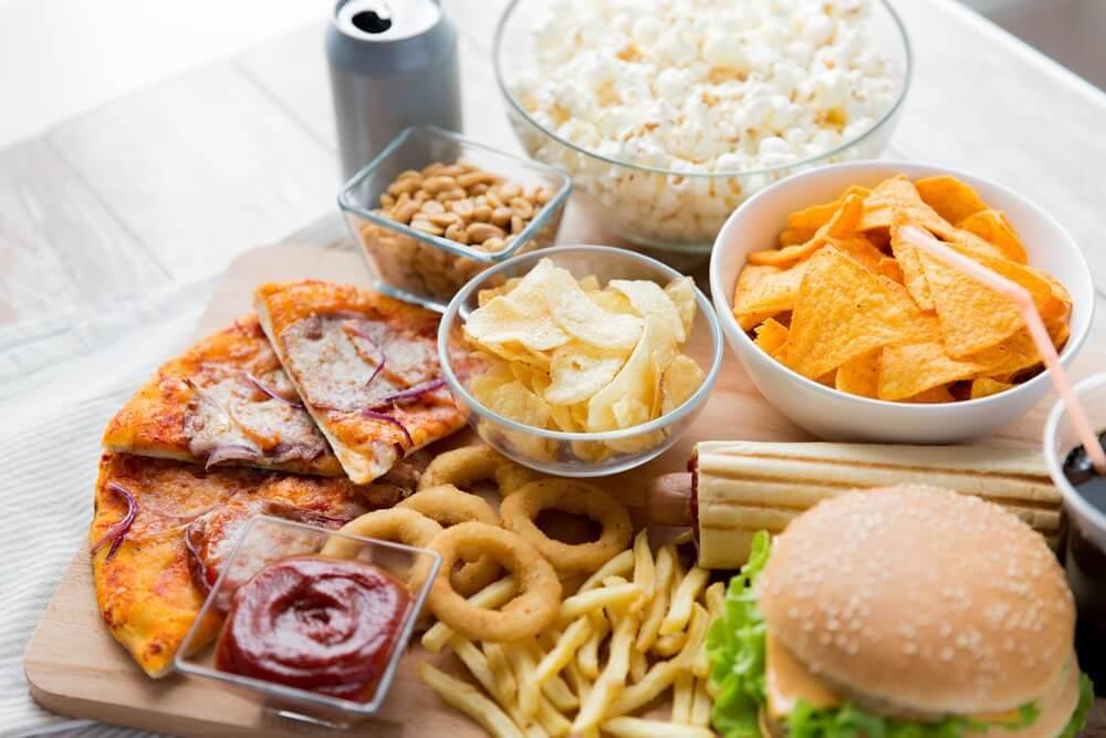 шкідливі продукти, які не можна вживати хворим на виразку