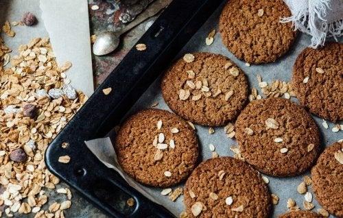 смачне печиво з кунжутом: рецепт