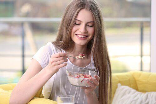 Яким має бути сніданок для схуднення? 5 улюблених ідей