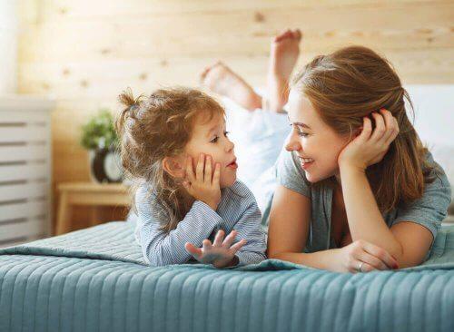 спілкування з дитиною для розвитку мовлення