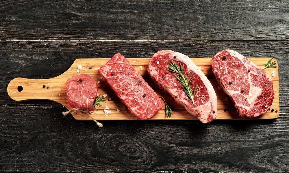 як готувати заморожене м'ясо