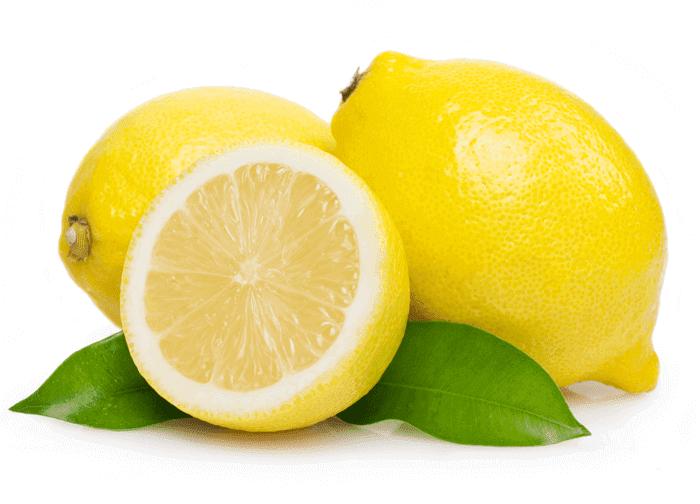 свіжі лимони для лікування артеріосклерозу