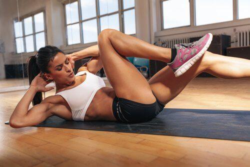 антицелюлітні вправи для схуднення