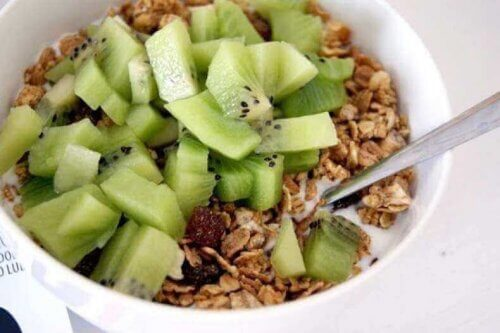насіння чіа на сніданок для схуднення